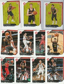 2018-19 HOOPS COMPLETE TEAM SETS  CURRY TRAE YOUNG RCS