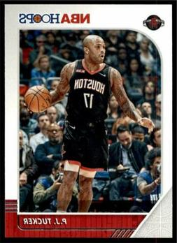 2019-20 Panini NBA Hoops Base #70 PJ Tucker - Houston Rocket