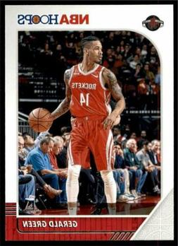 2019-20 Panini NBA Hoops Base #71 Gerald Green - Houston Roc