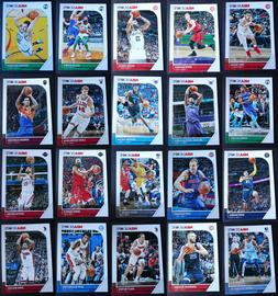 2019-20 Panini NBA Hoops Basketball Cards Complete Your Set