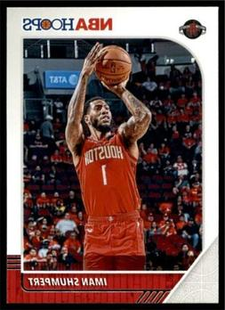2019-20 Panini NBA Hoops RC Base #270 Iman Shumpert - Housto