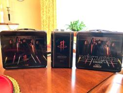 3 Houston Rockets Star Wars Night Lunchboxes