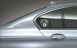 Custom Vinyl Decals For All NBA Teams - For Car or Truck Win