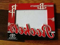 houston rockets 5x7 inch opening picture frame