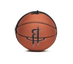 HOUSTON ROCKETS BASKETBALL TO DUFFLE BAG AUTHENTIC