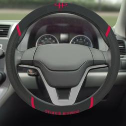 Houston Rockets Embroidered Steering Wheel Cover