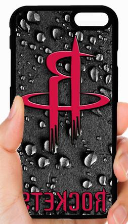 HOUSTON ROCKETS NBA PHONE CASE FOR iPHONE XS MAX XR X 8 8 PL