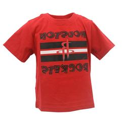 Houston Rockets Official NBA Apparel Infant Toddler Size T-S