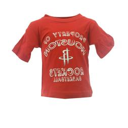 Houston Rockets Official NBA Apparel Infant & Toddler Size T