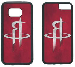 HOUSTON ROCKETS PHONE CASE COVER FITS iPHONE 7 8+ XS MAX SAM