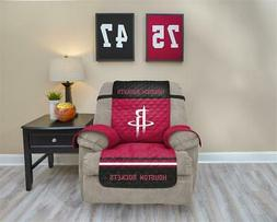 houston rockets recliner cover furniture protector