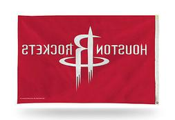 Houston Rockets Rico 3x5 Flag w/grommets Outdoor House Banne
