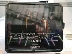 Houston Rockets STAR WARS Lunch Box 12/16/19 Giveaway