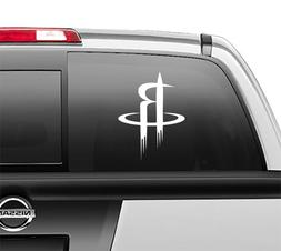 Houston Rockets Window Sticker Decal any size any color