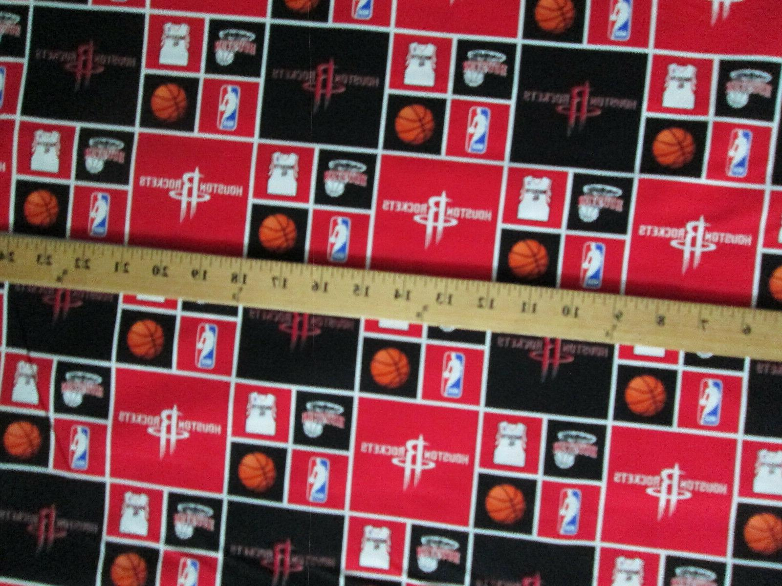 HOUSTON ROCKETS CHECKED BASKETBALL FQ