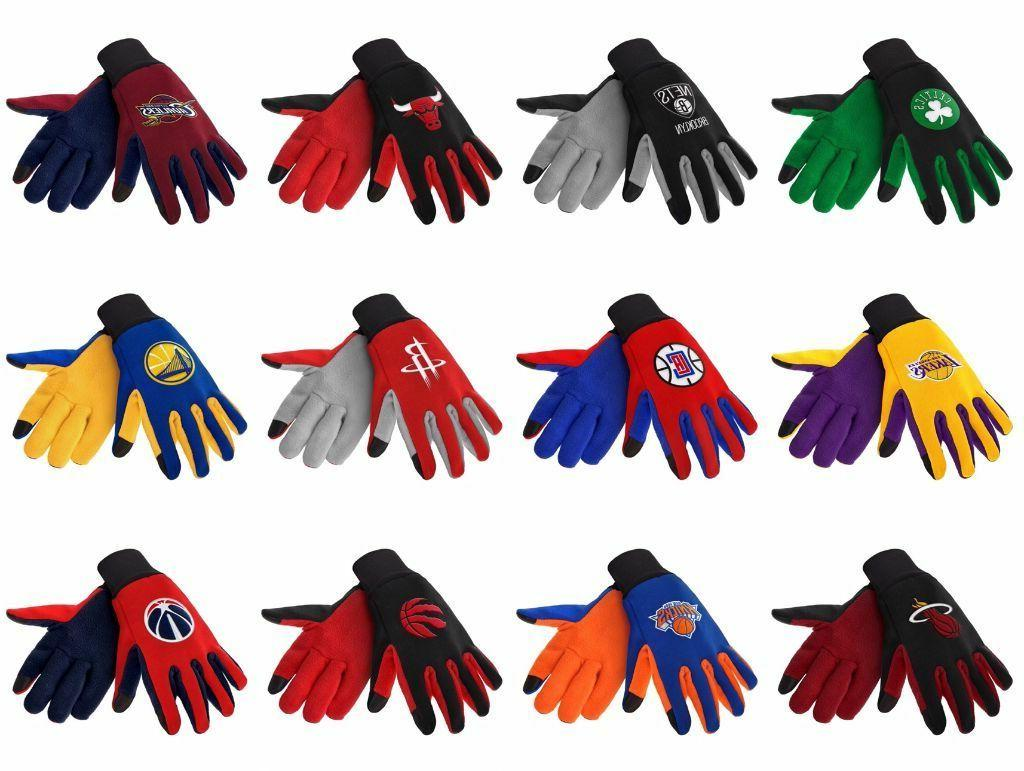 nba texting technology gloves pick your team
