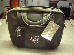 LUGGAGE EXPRESS Carry On Laptop bag with Houston Rockets Log