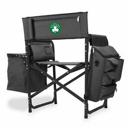 Picnic Time NBA Fusion Backpack Chair and Cooler