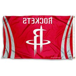 NBA Houston Rockets Large Outdoor 3x5 Banner Flag