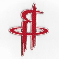 NBA Houston Rockets Iron on Patches Embroidered Badge Patch
