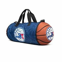 NBA Official Licensed Large Basketball to Duffle Sport Bag