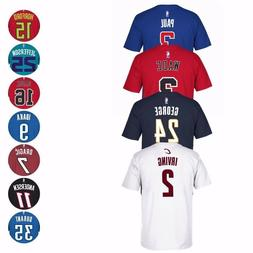 nba team player name and number jersey