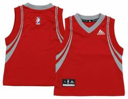 Adidas NBA Toddlers Houston Rockets Road Replica Jersey, Red