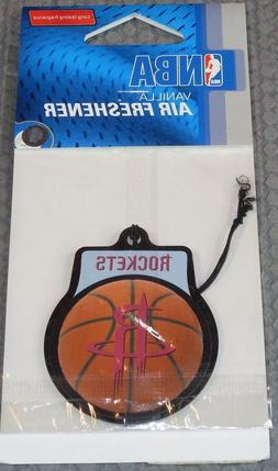NIP NBA VANILLA  AIR FRESHENER - Houston Rockets