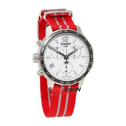 Tissot Quickster Houston Rockets Special Edition Chronograph