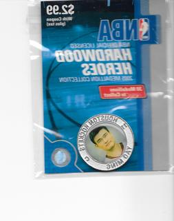YAO MING Coin 2005 USA TODAY Hardwood Heroes Collectible Med