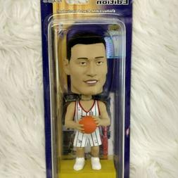 YAO MING NBA HOUSTON ROCKETS UPPER DECK PLAYMAKERS BOBBLEHEA